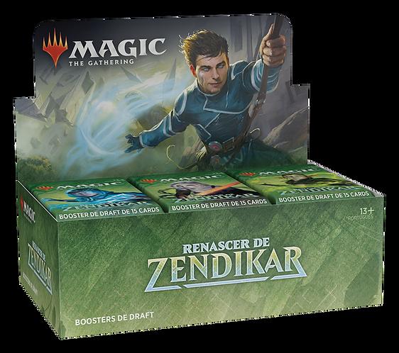 MTG Renascer de Zendikar Draft Booster Box