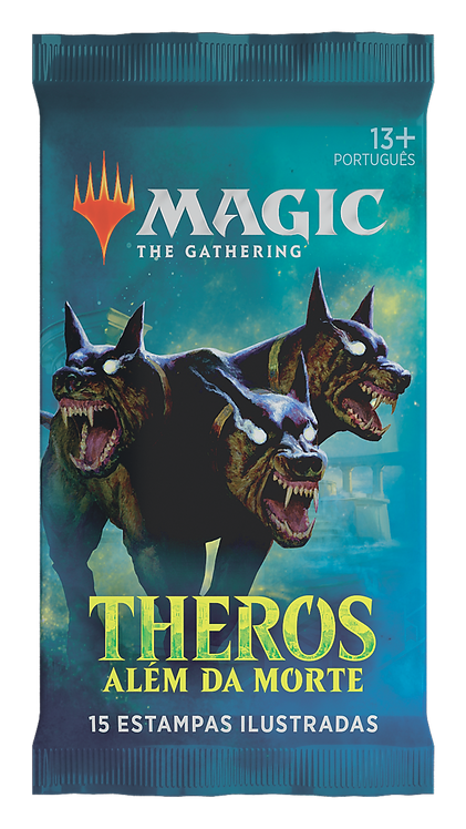 MTG Theros Alem da Morte Draft Booster