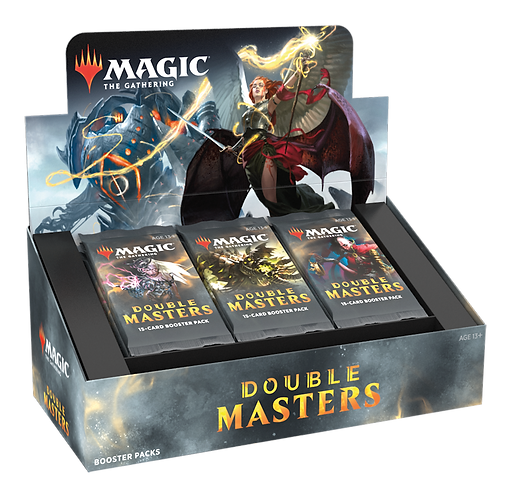 MTG Double Masters Draft Booster Box EN-US