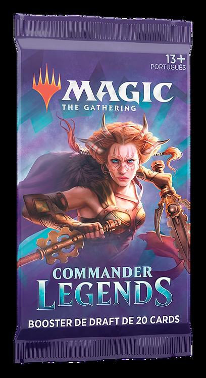 MTG Commander Legends Draft Booster