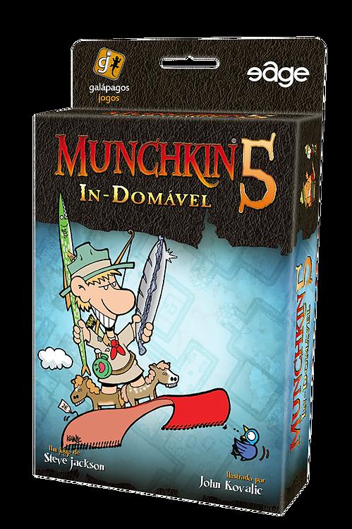 Munchkin 5: InDomavel (Expansão)