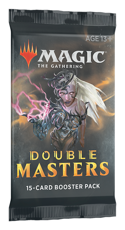 MTG Double Masters Draft Booster EN-US