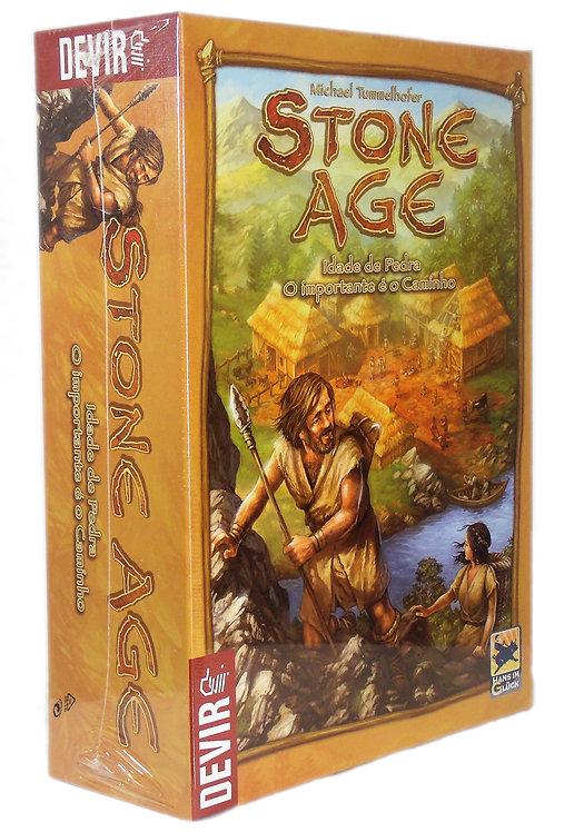 Stone Age Reimpressão Completa
