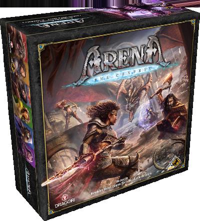 Arena The Contest