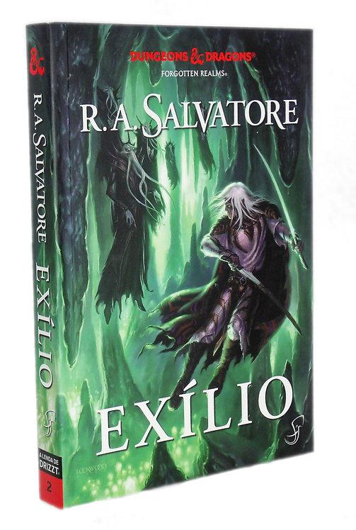 A Lenda de Drizzt Vol. 2 - Exilio