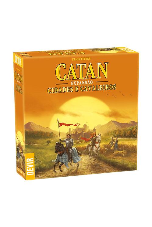 Catan Cidades e Cavaleiros, Expansão
