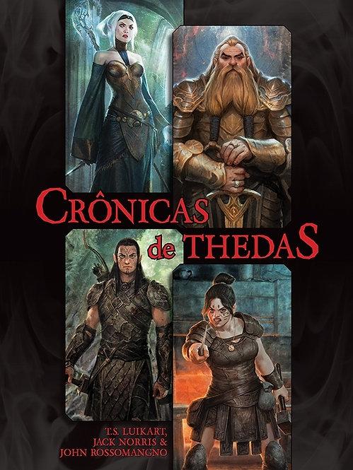 Cronicas de Thedas