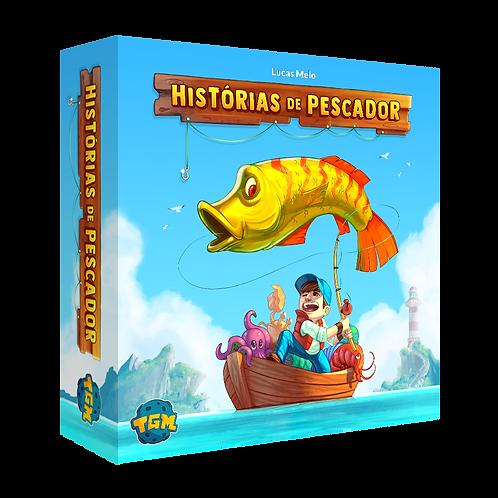 Histórias de Pescador - Mini