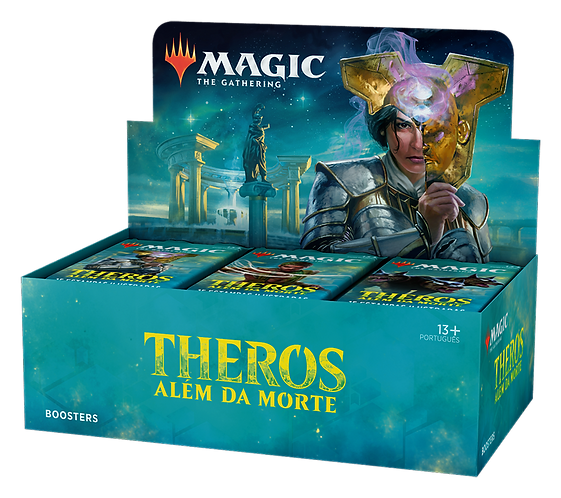 MTG Theros Alem da Morte Draft Booster Box