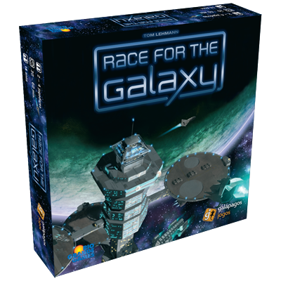 Race for the Galaxy 2 ed.