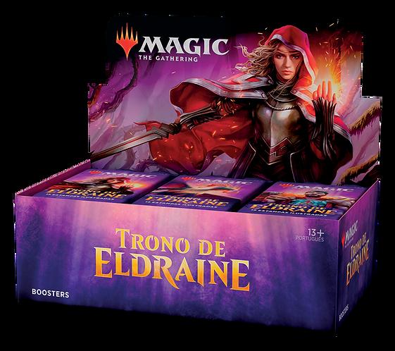 MTG Trono de Eldraine Draft Booster Box PT-BR