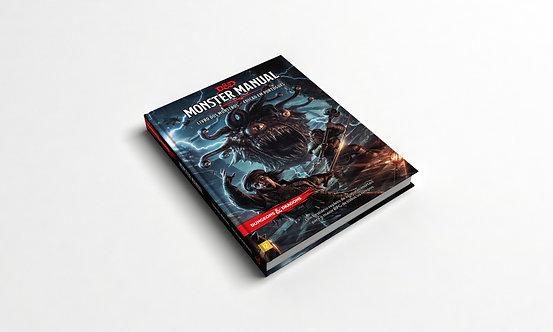 DnD5e Monster Manual