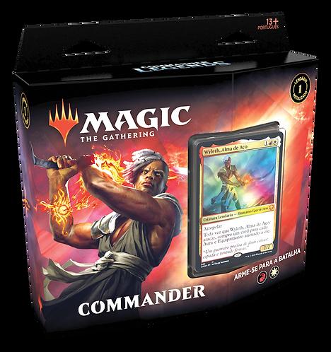 MTG Commander Legends Deck - Arm for Battle