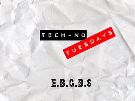 Tech-No Tech OVER