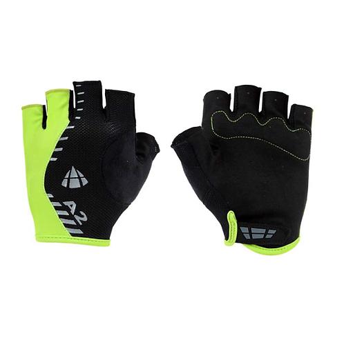 Guantes cortos DMT A2 Verde/Negro