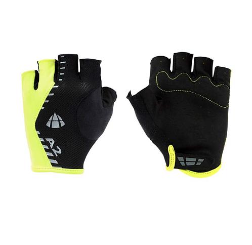 Guantes cortos DMT A2 Amarillo/Negro