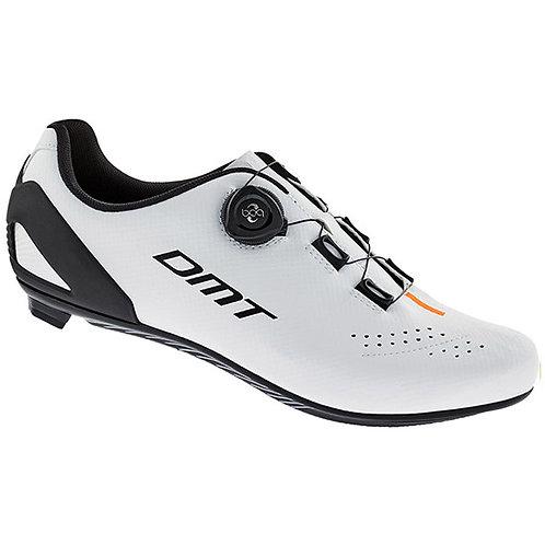 Zapatilla de Ruta DMT D5 White/Black/Orange