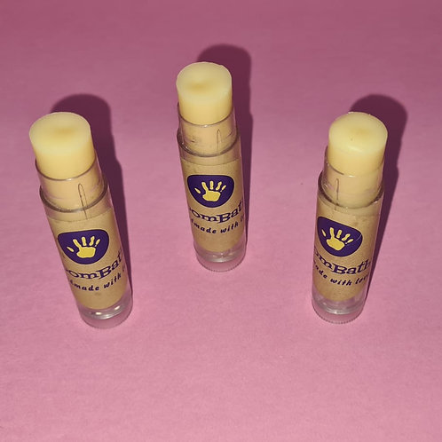 Orange Biscuit Lip balm