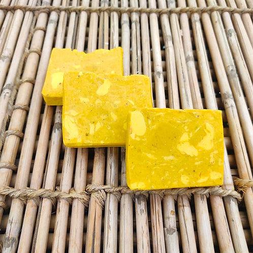 MANGO TURMERIC HANDMADE SOAP