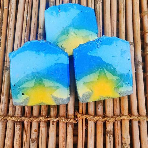 Musky Lavender Handmade Soap