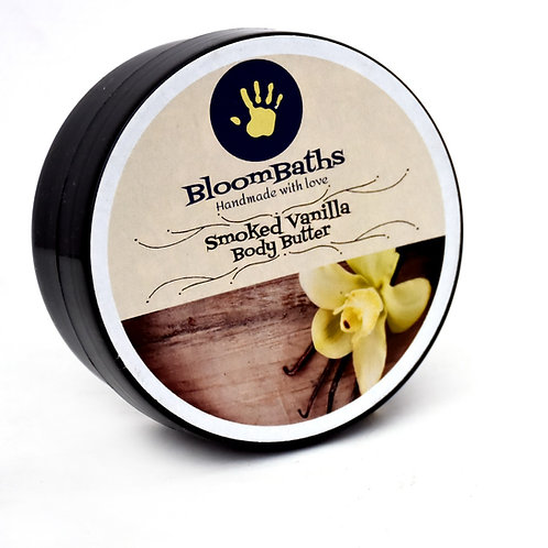 Smoked Vanilla Body Butter