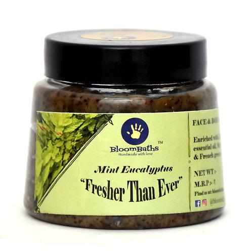 Mint Eucalyptus Daily Scrub