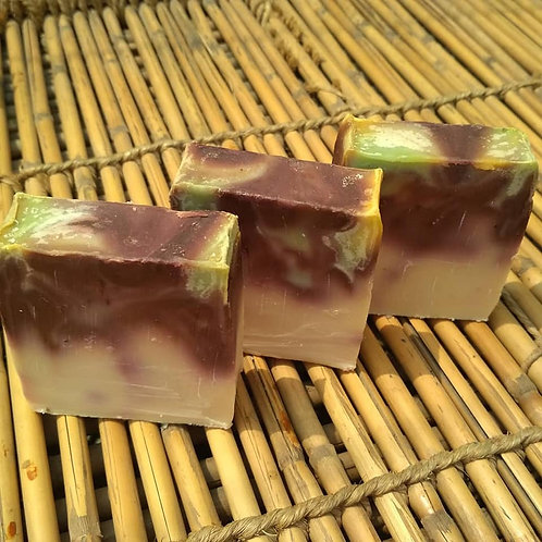 Citrus Woods Handmade Soap