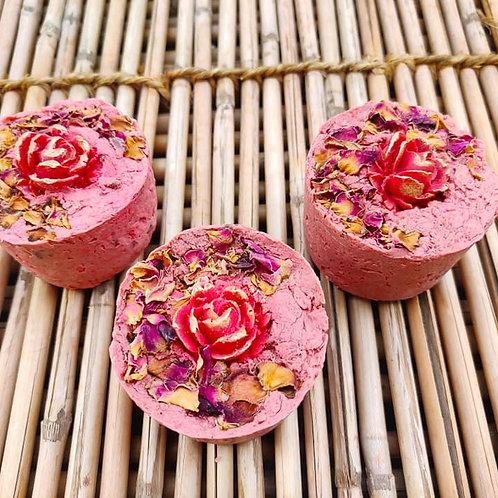 Rose Garden Handmade Soap (150 gms)