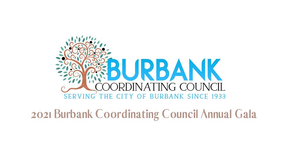 2021 Burbank Coordinating Annual Gala