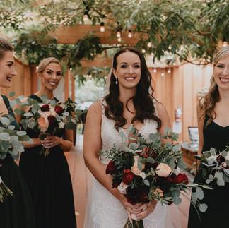 bridal-party-wedding-hair-makeup-sunshin