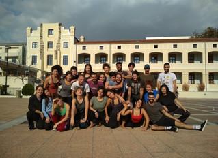 Ειδική κινησιολογική ενδυνάμωση στη Δραματική Σχολή του Κρατικού Θεάτρου Βορείου Ελλάδος