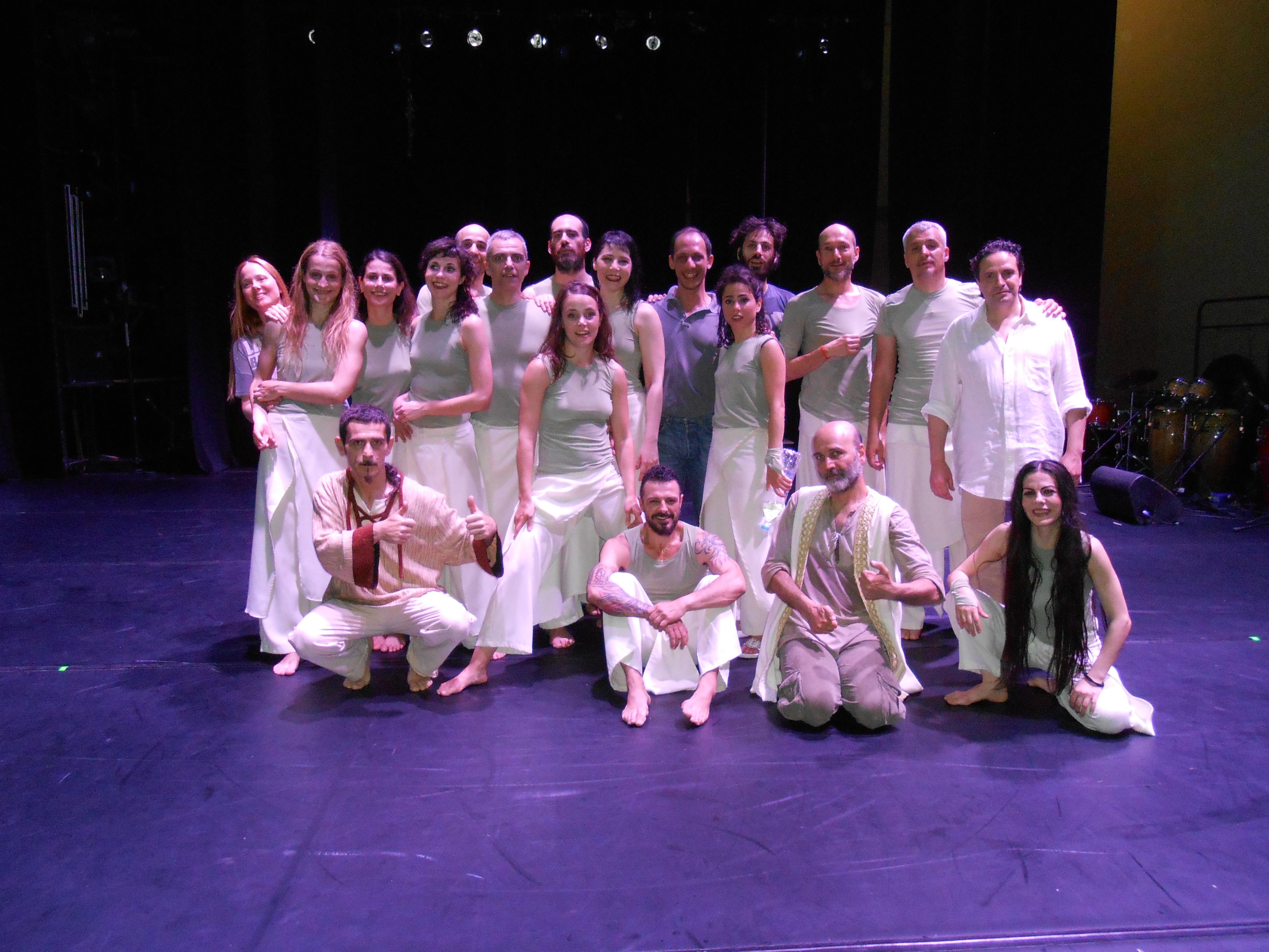 Χοροθέατρο ΚΘΒΕ