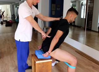 Ευθύμης Κουλούρης - Μεγιστοποίηση Απόδοσης και πρόληψη τραυματισμών.