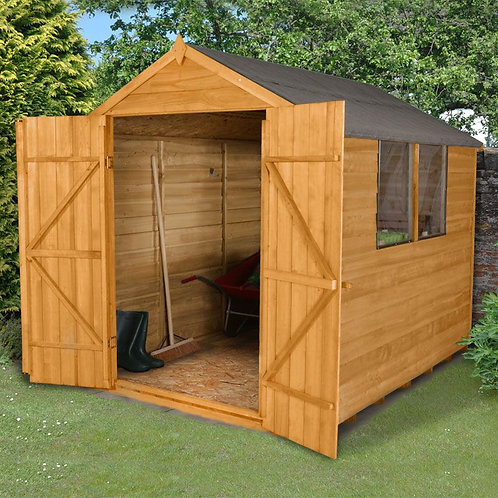 Shed for deer, or large waterfowl