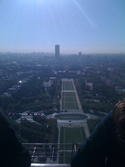 View from atop