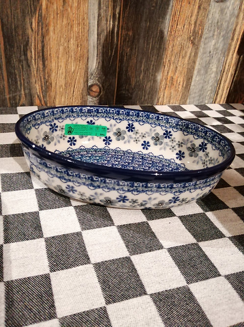 Oven Dish Oval 810 ML Harmony