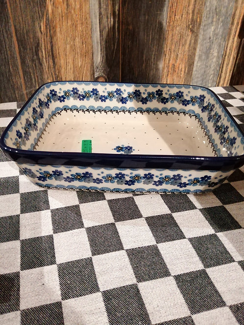 Oven Dish Rectangular 1880 ML Fresh