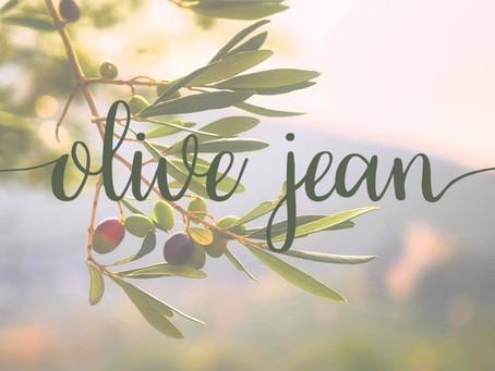 Olive's Name Origin