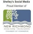 Shelley's Social Media digital marketing for small businesses to online presence management | Proud Member of New Richmond Chamber of Commerce