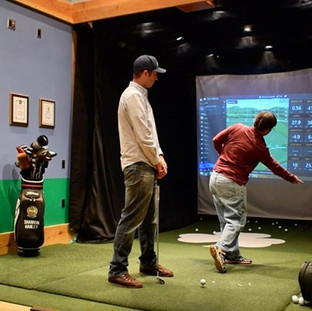 Hanley Golf Studio Lessons