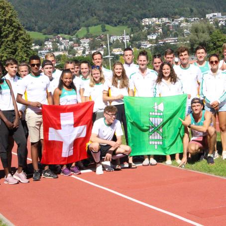 Genialer 3. Rang am Arge Alp für Ostschweiz Athletics