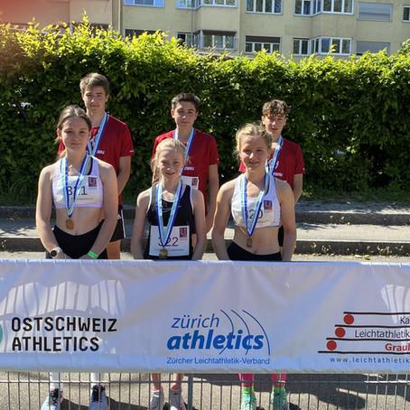 Erfolgreiches Wochenende für die Ostschweizer Athletinnen und Athleten