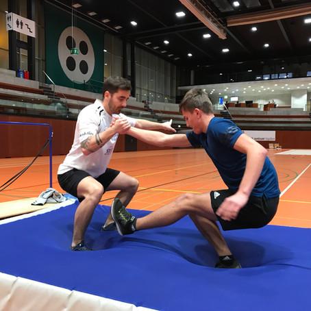 Trainerworkshop Athletiktraining