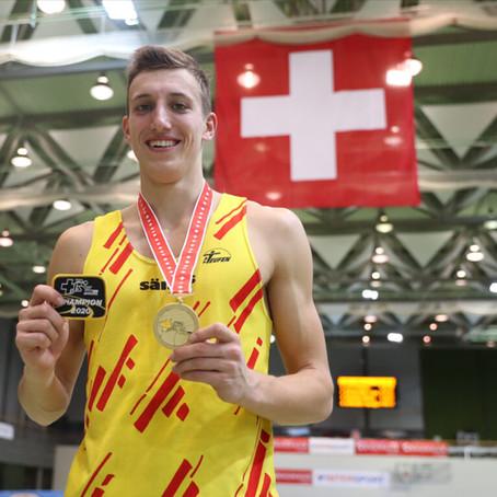 Erfolgreiche Hallen-SM im Mehrkampf für Ostschweizer Kaderathleten in Magglingen
