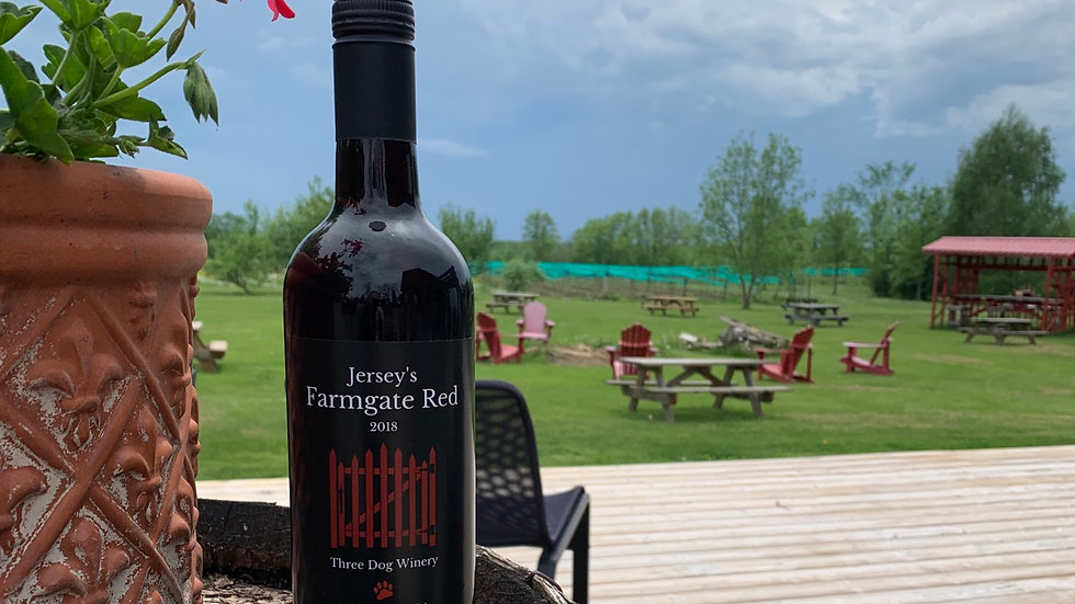 Jersey's Farmgate Red