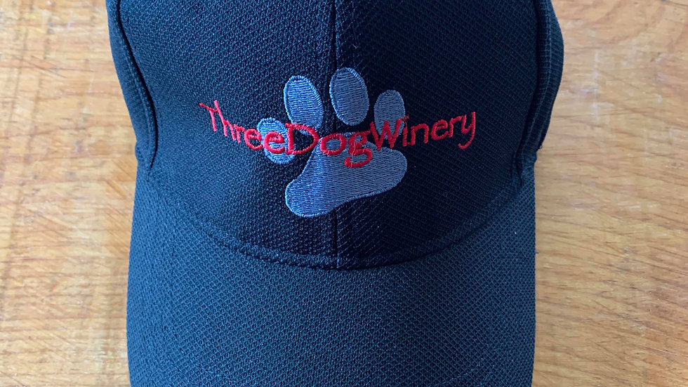 Three Dog Ball Cap