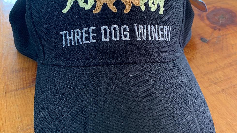 Three Dog Ball Cap
