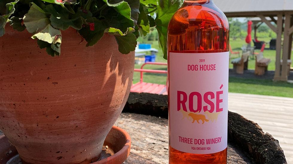 2019 Dog House Rosé