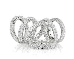 Anelli Eterné con diamanti naturali