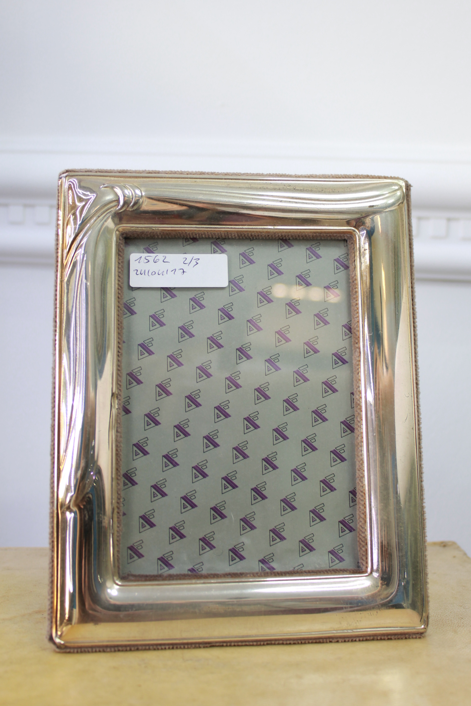 Cornice in argento idee regalo 0023